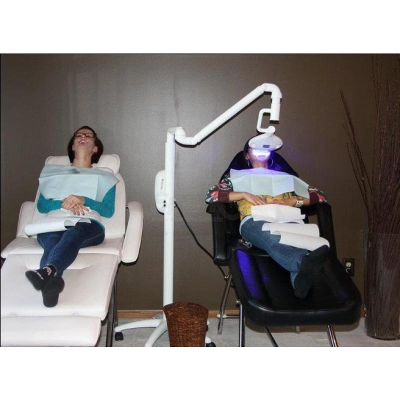 dental whitening machine