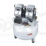 Medical Dental Super Silent Noiseless Oilless Air Compressor One for One Dental Units SK-1.5EW-30B