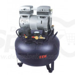 Surgical Dentistry Super Silent Noiseless Oil-less Air Compressors One to Two Dental Chair SK-2EW-35