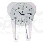 Dentist Clinic Decorations Beauty Teeth Wall Clock Electronic Promotional Tooth Items SK-Clock-013