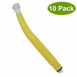 Disposable High Speed Dental Handpiece Connected to Dental Unit Directly 10 Pack SK-122N