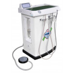 Dental Equipment Portable Delivery Unit Mobile Cart Self Contained Compressor YJZ-100B