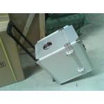Dental Portable Delivery Unit/System Build-in Oilless Compressor Metal Mobile Case GM-03