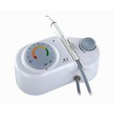 Dental Ultrasonic Scaler & Detachable Handpiece & 5 Instruments Tips Fit EMS A3